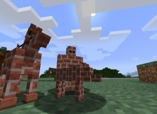 Golemist mod for Minecraft - screenshot 5