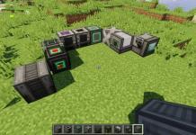 Mekanica mod for Minecraft - screenshot 5