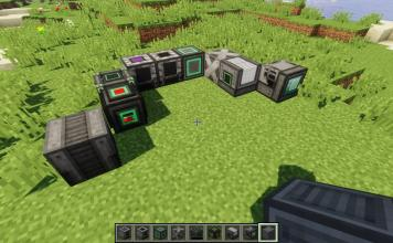 Mekanica mod for Minecraft - screenshot 5