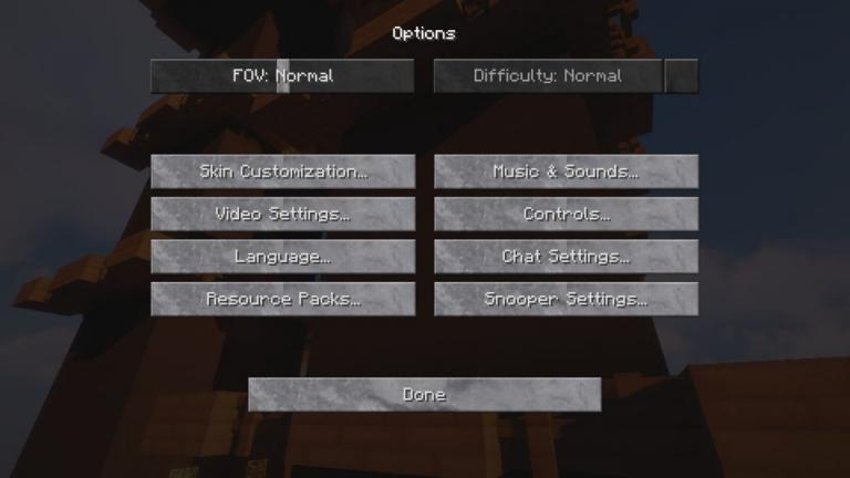 Ordinary Wonders resource pack for Minecraft - screenshot 1