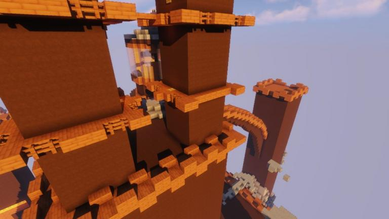 Ordinary Wonders resource pack for Minecraft - screenshot 3