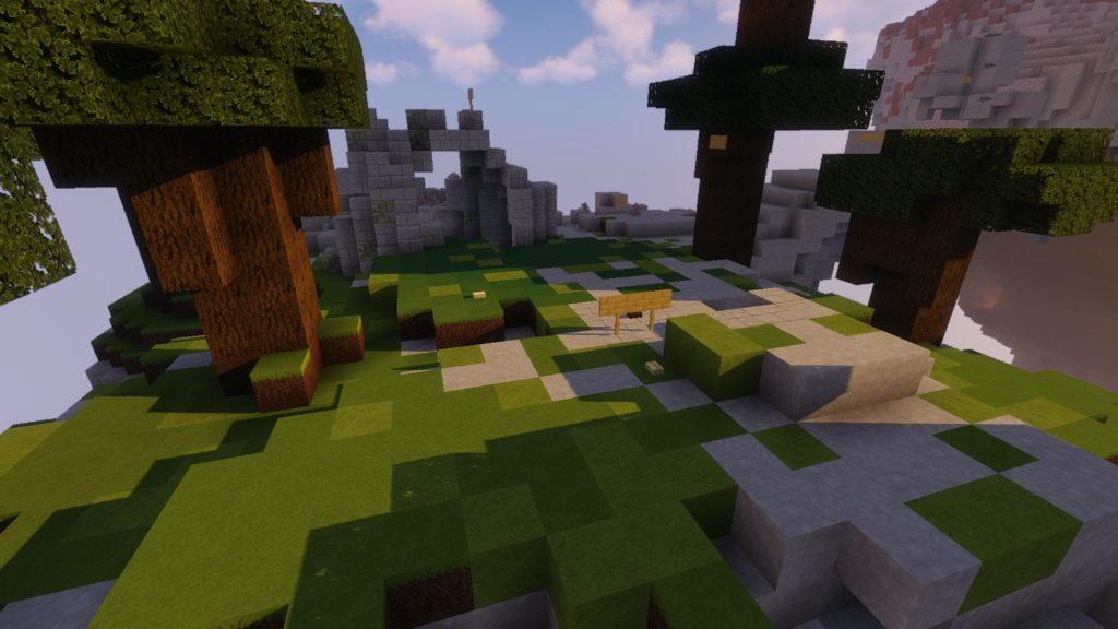 Ordinary Wonders resource pack for Minecraft - screenshot 5