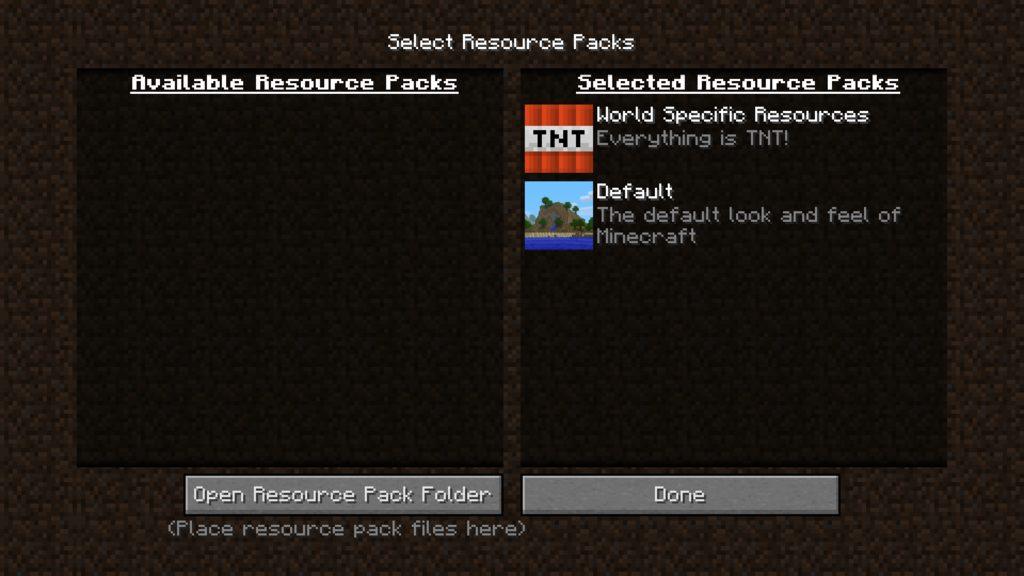 TNTcraft map for Minecraft - screenshot 5