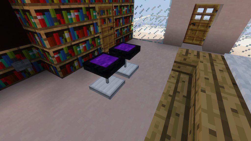 Useful Interior mod for Minecraft - screenshot 3
