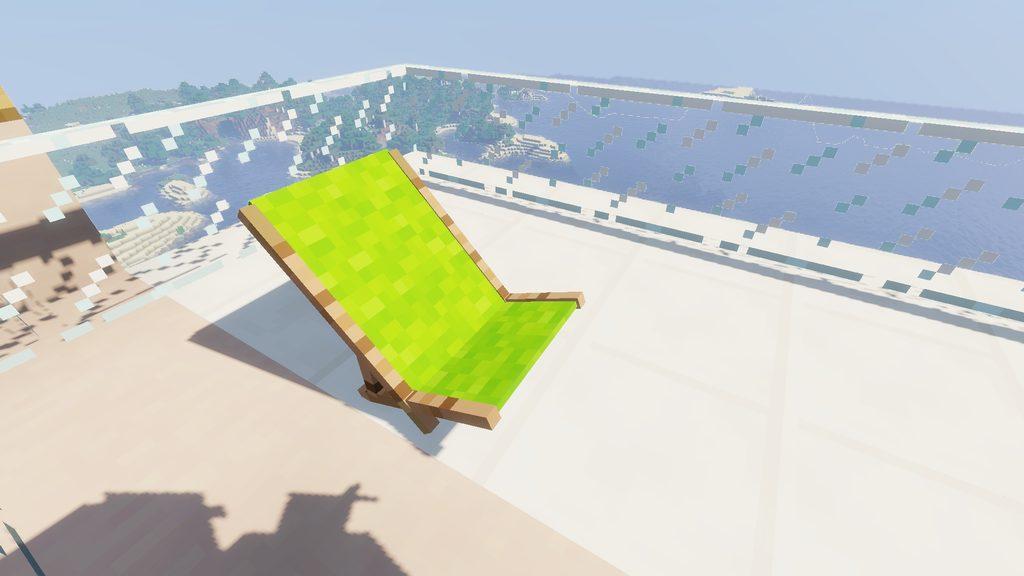 Useful Interior mod for Minecraft - screenshot 4