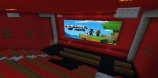 Minecraft Movie screenshot