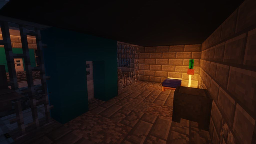 Abandoned Isolation A Prison Escape map - screenshot 1