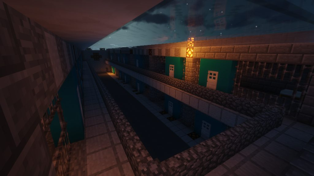 Abandoned Isolation A Prison Escape map - screenshot 2