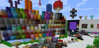 Back for a future resouce pack for Minecraft - screenshot 1