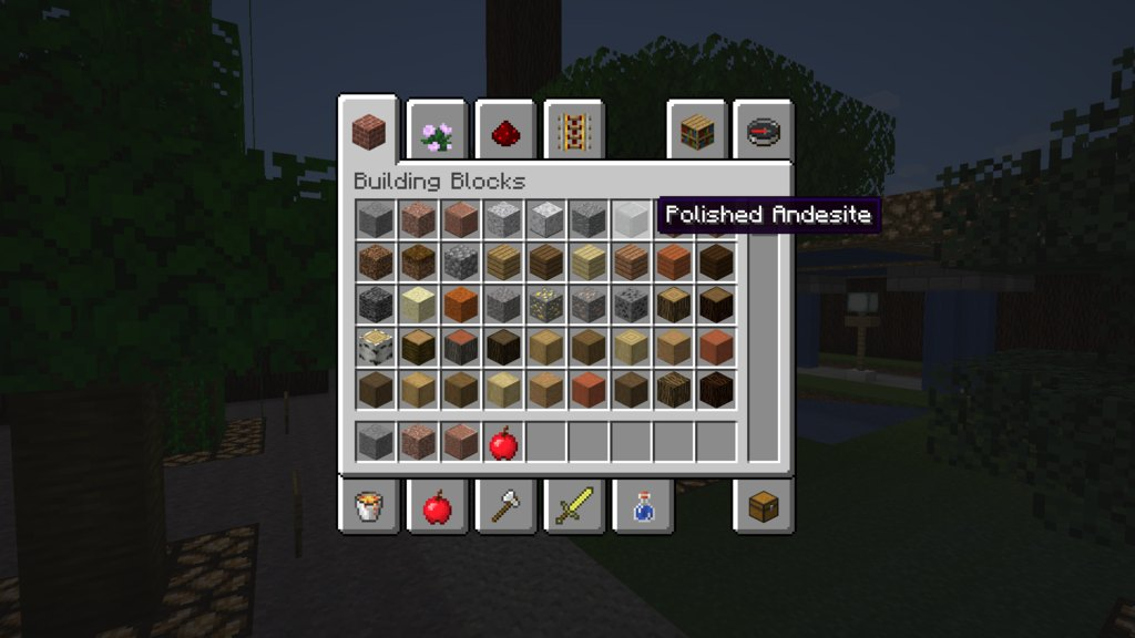 Back for a future resouce pack for Minecraft - screenshot 3