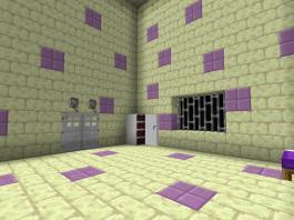 End Escape map for Minecraft - screenshot 1