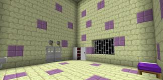 End Escape map for Minecraft - screenshot 1
