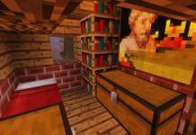 Ender Dream map for Minecraft - screenshot 1