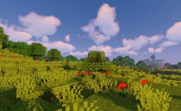 New Default+ resource pack for Minecraft - screenshot 1