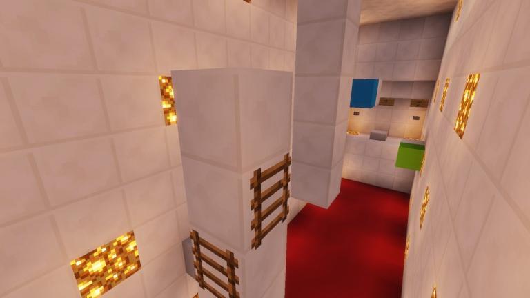 Parkour Line map for Minecraft - screenshot 5