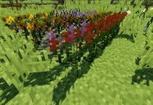 Plants mod for Minecraft - screenshot 3