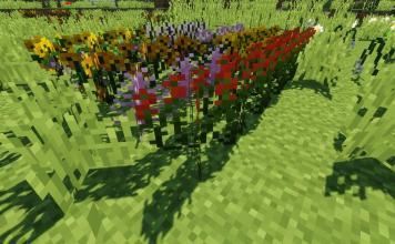 Plants mod for Minecraft - screenshot 3