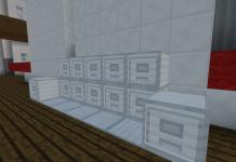 Real Filling Cabinet mod for Minecraft - screenshot 3