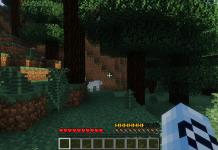 StaminaPlus mod for Minecraft - screenshot 1