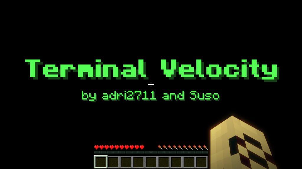 Terminal Velocity map for Minecraft - screenshot 5