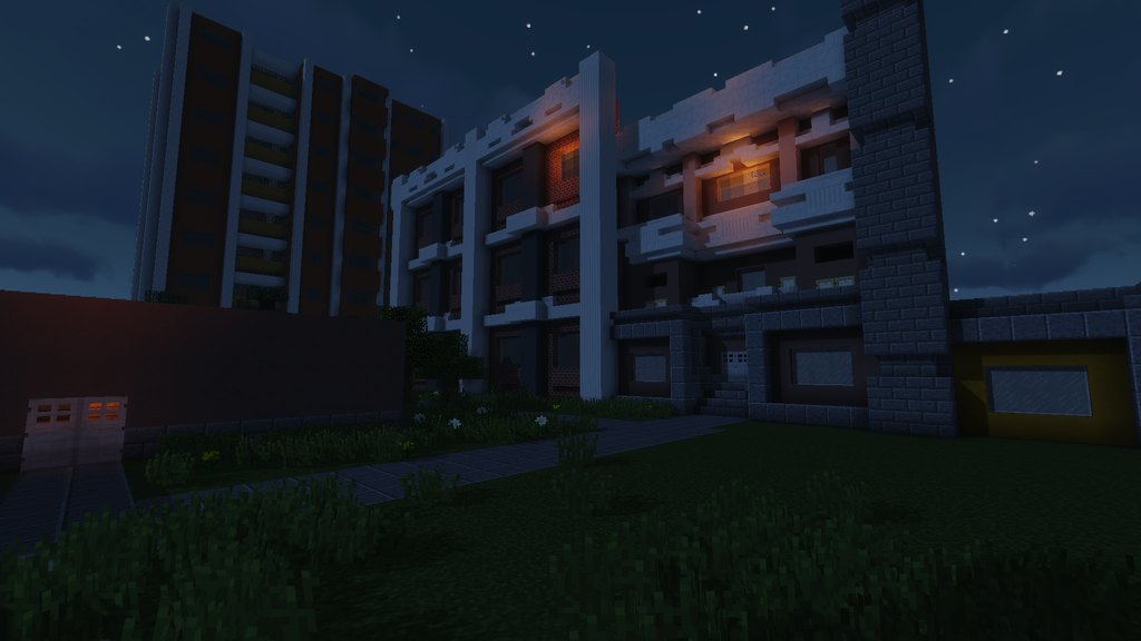 The Way Home map for Minecraft - screenshot 5