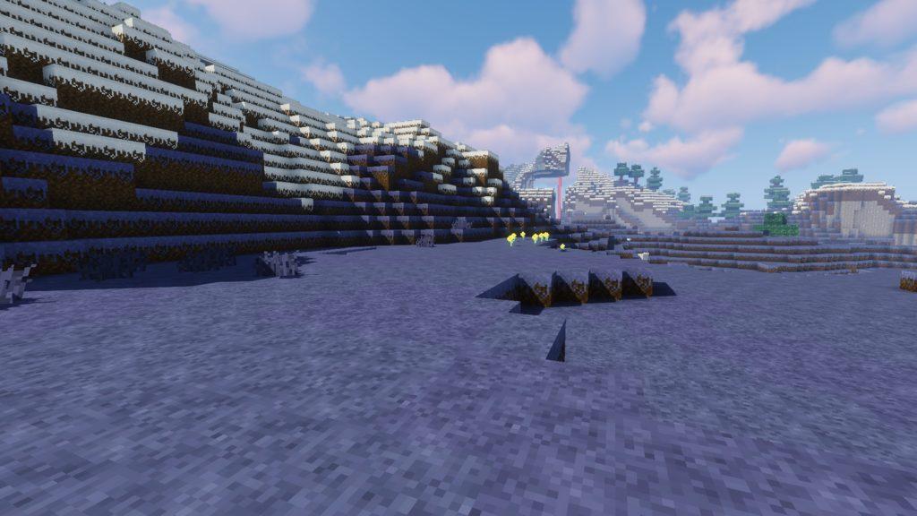 WinkBlinks Magical Gems resource pack for Minecraft - screenshot 1