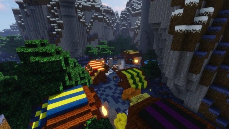 WinkBlinks Magical Gems resource pack for Minecraft - screenshot 2