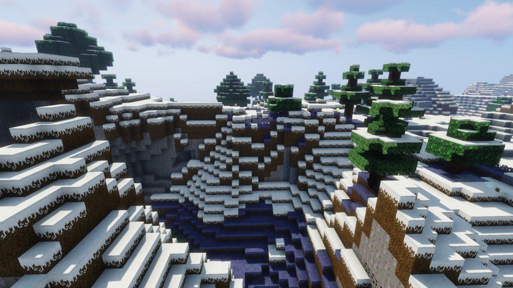 WinkBlinks Magical Gems resource pack for Minecraft - screenshot 5