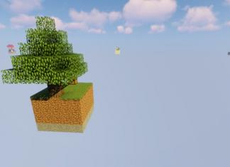 Womble's SkyBlock map for Minecraft - screenshot 4