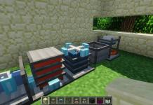 Alchemistry mod for Minecraft - screenshot 4
