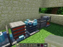 Alchemistry mod for Minecraft - screenshot 4
