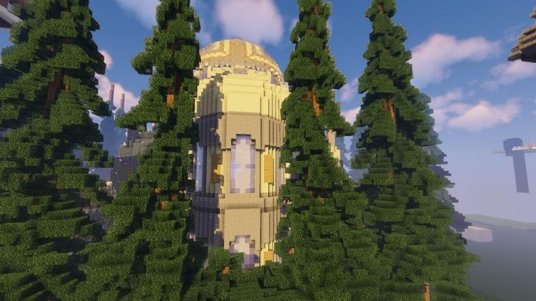 Antagonism map for Minecraft - screenshot 1