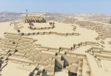Atum 2 Return to the Sands mod for Minecraft - screenshot 6