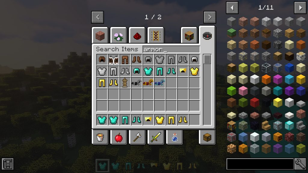 Better in my eyes resource pack for Minecraft - screenshot 1