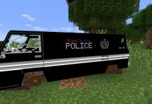 BlackThorne Empire Vehicles mod for Minecraft - screenshot 3