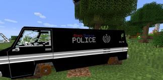 BlackThorne Empire Vehicles mod for Minecraft - screenshot 3