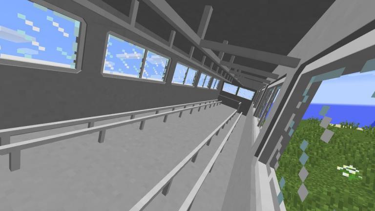 BlackThorne Empire Vehicles mod for Minecraft - screenshot 5