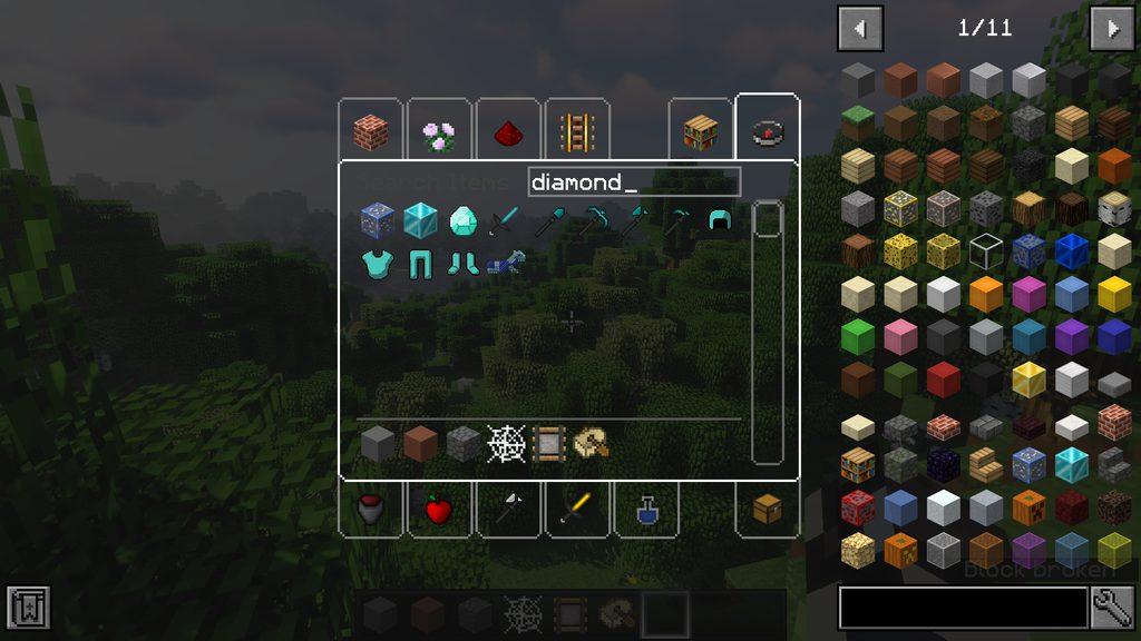 Bolt resource pack for Minecraft - screenshot 2