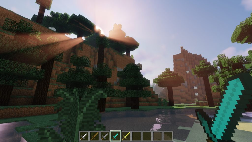 Faithful+ resource pack for Minecraft - screenshot 1