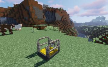 Fluid Cows mod for Minecraft - screenshot 3