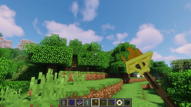 Lord Craft mod for Minecraft - screenshot 5