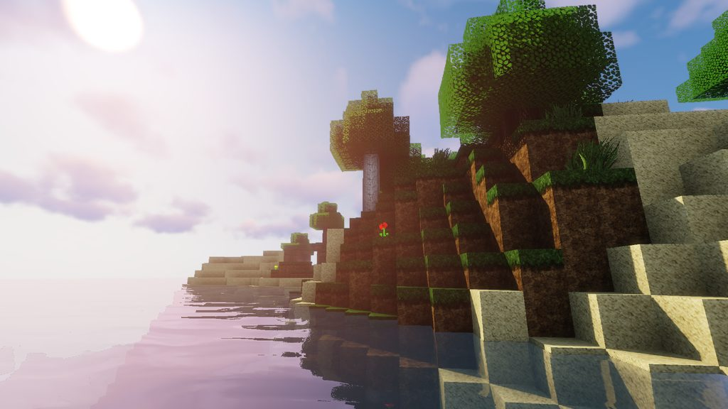 LureStone Realistic HD pack for Minecraft - screenshot 1
