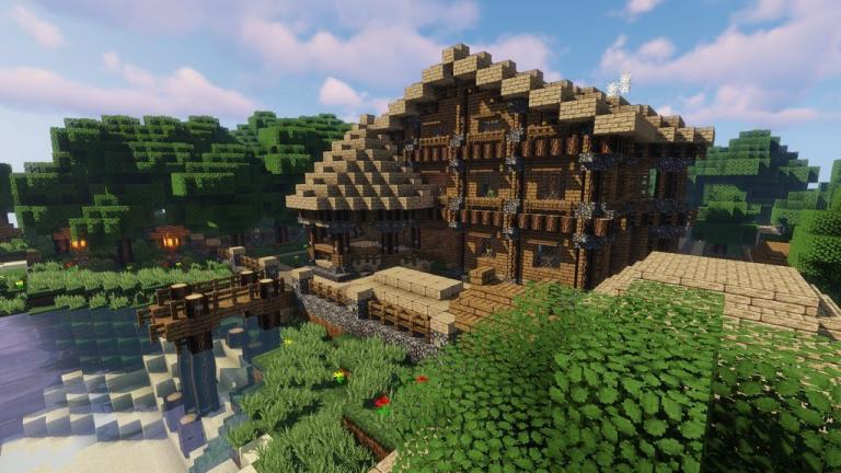 LureStone Realistic HD pack for Minecraft - screenshot 2