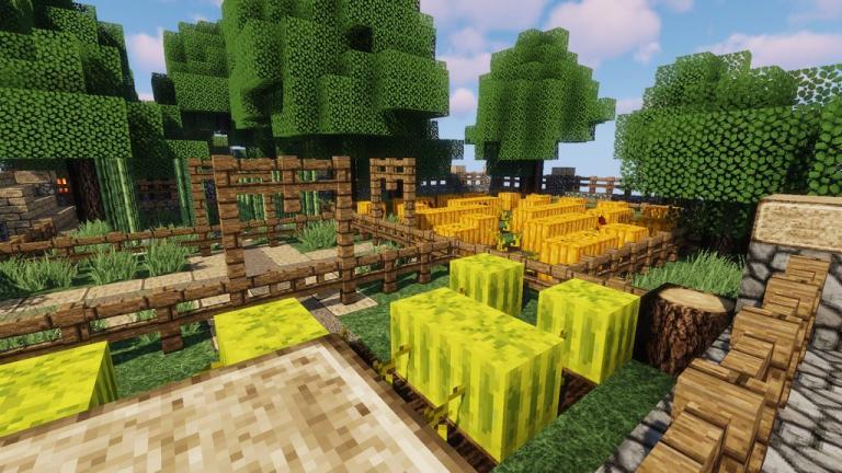 LureStone Realistic HD pack for Minecraft - screenshot 4