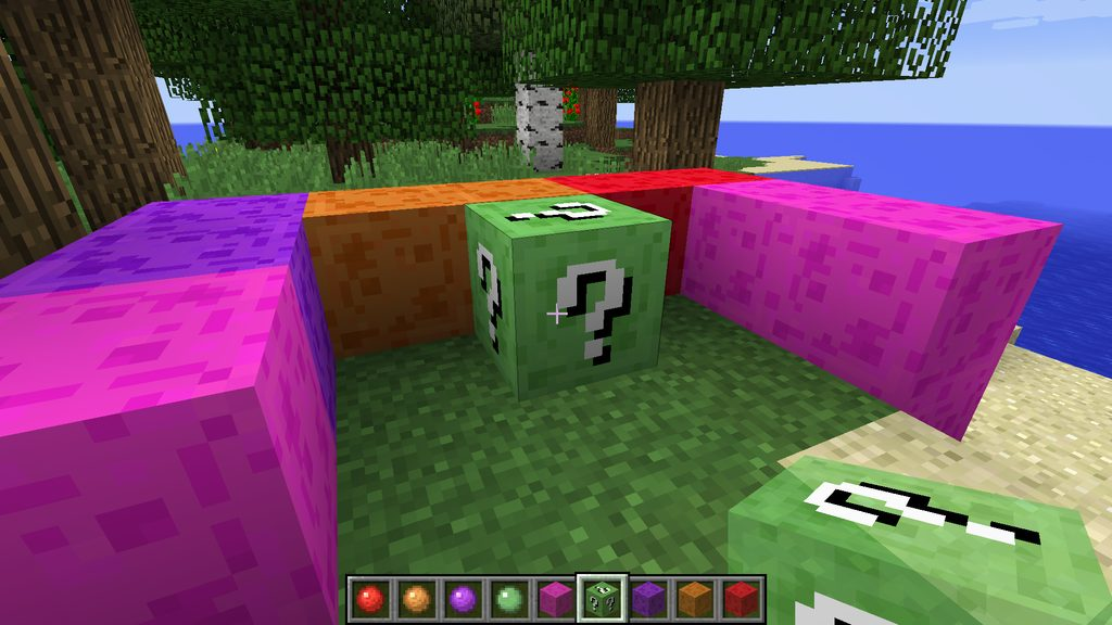Mo Slimes mod for Minecraft - screenshot 1