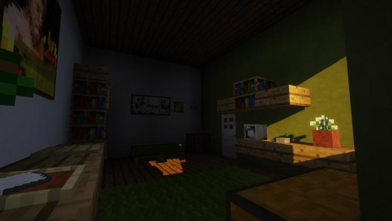 Office Thief map for Minecraft - screenshot 1