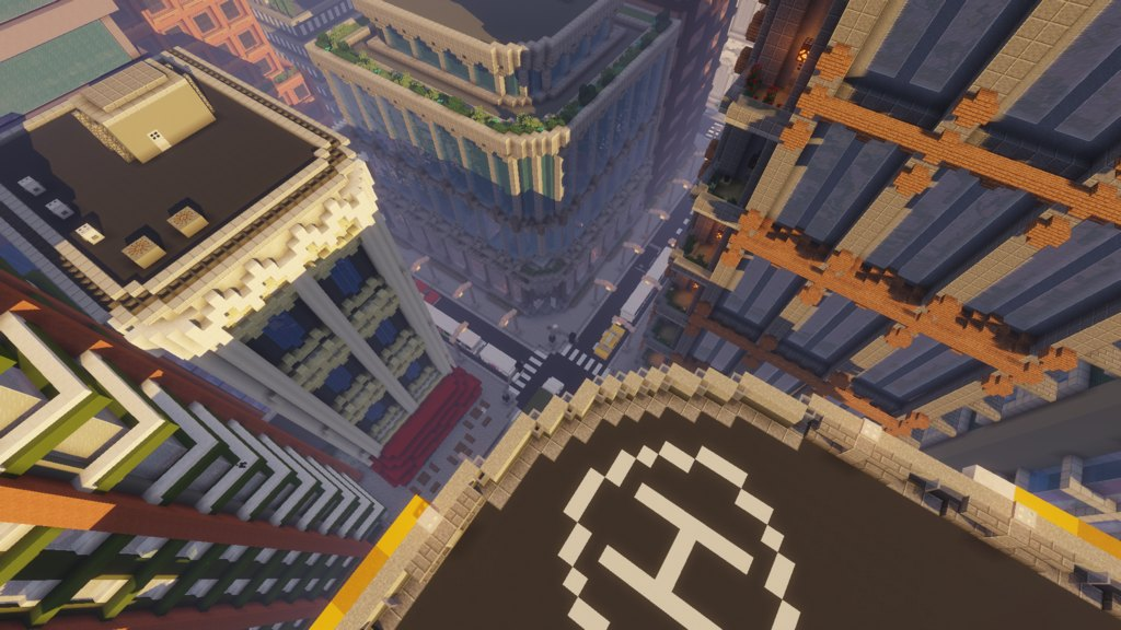 Office Thief map for Minecraft - screenshot 4