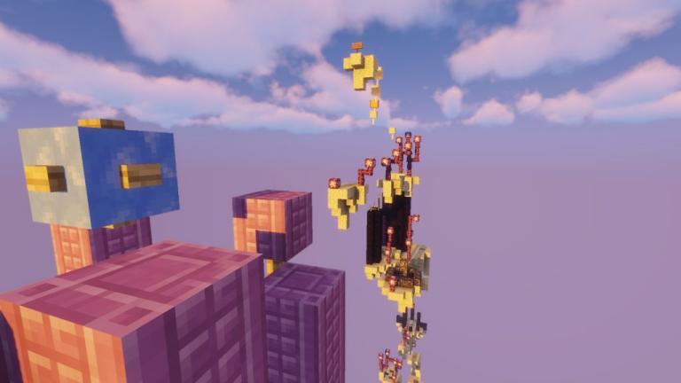 Parkour 2D for Minecraft - screenshot 2