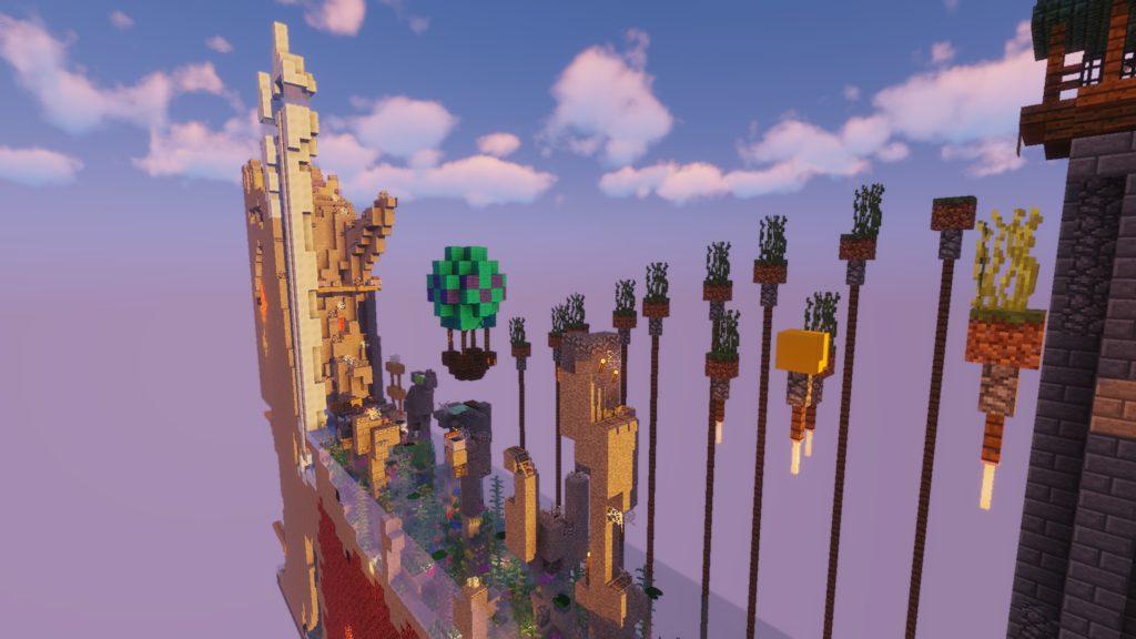 Parkour 2D for Minecraft - screenshot 5
