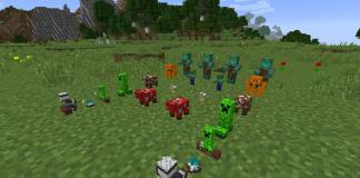 Statues mod for Minecraft - screenshot 2